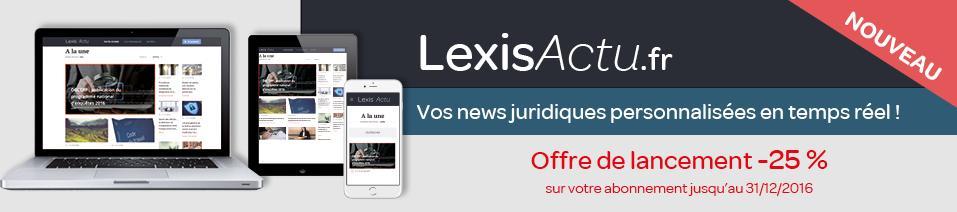 Lexis Actu