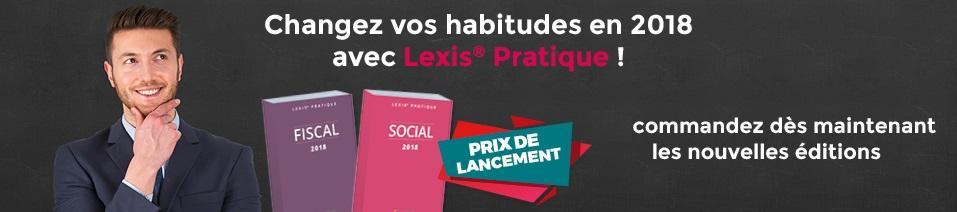 Lexis Pratique 2018