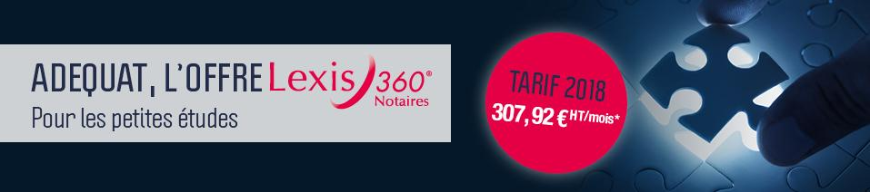 Lexis 360 Notaires