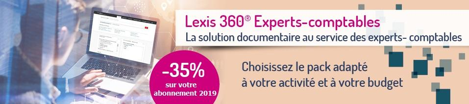 Lexis 360 Experts-comptables
