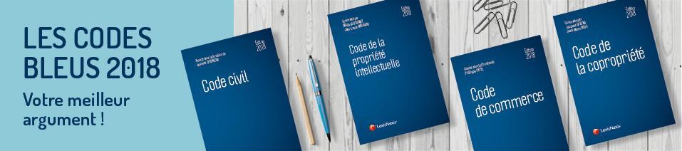 Codes bleus 2018