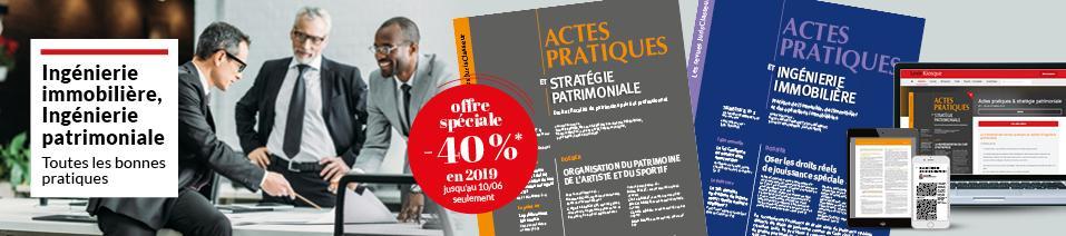 Collection Actes Pratiques