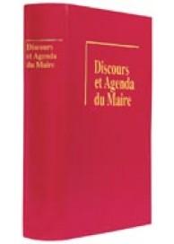 Discours et agenda du Maire