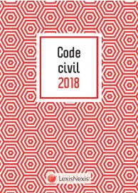 Code civil 2018 - Motif Graphique
