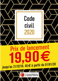 Code civil 2020 - Geometric
