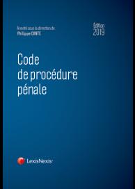 Code de procédure pénale 2019