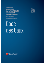 Code des baux 2018