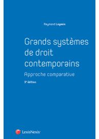 Grands systèmes de droit contemporains