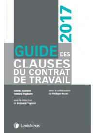 Guide des clauses du contrat de travail 2017