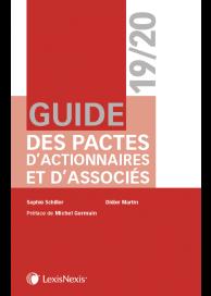 Guide des pactes d'actionnaires et d'associés 2019/2020