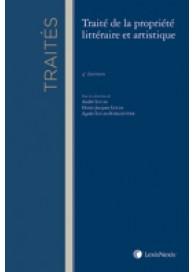 Traité de la propriété littéraire et artistique