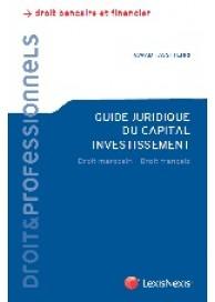 Guide juridique du capital investissement