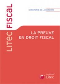 La preuve en droit fiscal