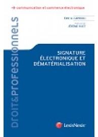 Signature éléctronique et dématérialisation