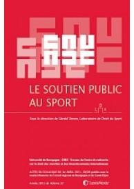 Le soutien public au sport