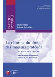 La réforme du droit des majeurs protégés