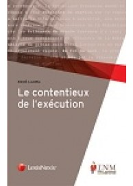 Le contentieux de l'exécution