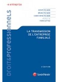La transmission de l'entreprise familiale