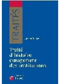 Traité d'histoire européenne des institutions <i>Ier-XVè Siècle</i>