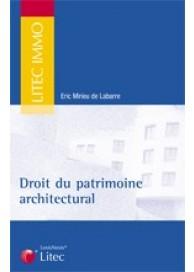 Droit du patrimoine architectural