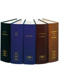 Reliures - Revue de droit fiscal