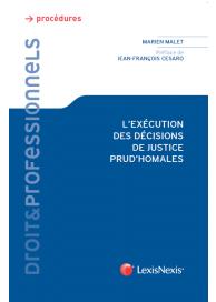 L' Exécution des Décisions de justice Prud'homales