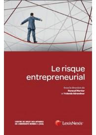 Le risque entrepreneurial