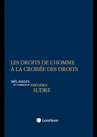 Mélanges en l'honneur de Frédéric Sudre