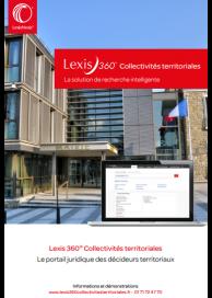 Lexis 360 Collectivités territoriales