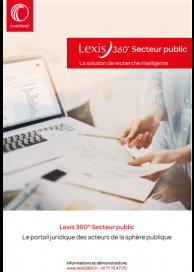 Lexis 360 Secteur public