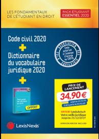 Pack Étudiant Essentiel 2020