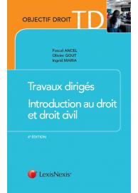 TD introduction au droit et droit civil