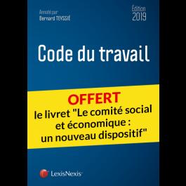 a9c13faf6e6 Boutique LexisNexis -Code du travail 2019 LexisNexis - Offert Livret