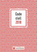 Code civil 2018 - Motif Graphique