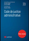 Code de la justice administrative 2020