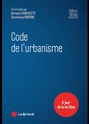 Code de l'urbanisme 2019