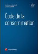 Code de la consommation 2019