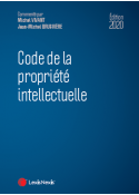 Code de la propriete intellectuelle 2020