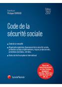 Code de la sécurité sociale 2017