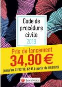 Code de procédure civile 2019 - Ginko