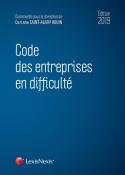 Code des entreprises en difficulté 2019