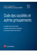 Code des sociétés et autres groupements 2017