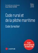 Code rural et de la pêche maritime 2019