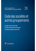 Code des sociétés et autres groupements 2019