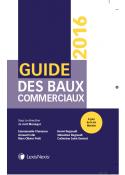 Guide des baux commerciaux 2016