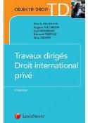 Travaux dirigés - Droit international privé