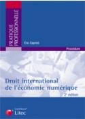 Droit international de l'économie numérique