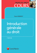 Introduction générale au droit
