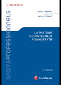 La pratique du contentieux administratif