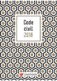 Code civil 2018 - Motif Gold